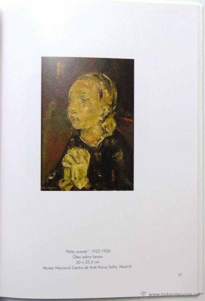 Arte: LIBRO CATALOGO DE MARÍA BLANCHARD. MARZO-ABRIL DE 1998. SOCIEDAD ECONÓMICA DE MALAGA. - Foto 8 - 37921274