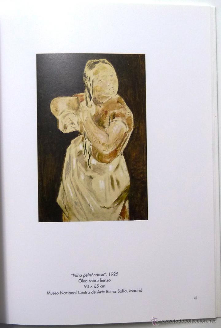 Arte: LIBRO CATALOGO DE MARÍA BLANCHARD. MARZO-ABRIL DE 1998. SOCIEDAD ECONÓMICA DE MALAGA. - Foto 9 - 37921274
