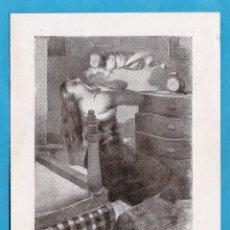 Arte: CATALOGO / INVITACION - EXPOSICION PINTURAS DE RAMON CALSINA - GALERIAS SYRA / BCN - AÑO 1941. Lote 44850608
