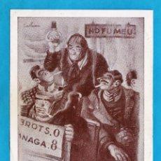 Arte: CATALOGO / INVITACION - EXPOSICION PINTURAS RAMON CALSINA - GALERIAS AUGUSTA / BCN - AÑO 1950. Lote 44850681
