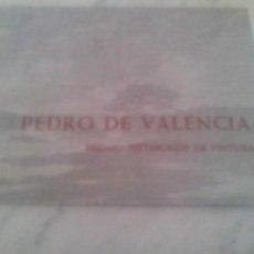 Arte: PINTOR-PEDRO DE VALENCIA. Lote 44956472