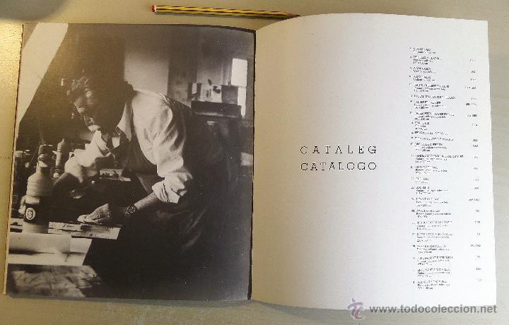 Arte: Pintor Antoni Clavé, Homenaje a Picasso, Sala Gaspar de Barcelona, año 1985. - Foto 8 - 45036028