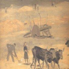 Arte: FRANCISCO SAN JOSÉ (MADRID, 1919-1981). EXPOSICIÓN CENTRO CULTURAL CONDE DUQUE. MADRID, 1995. Lote 45252997