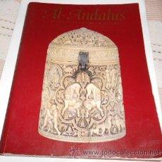 Arte: AL-ANDALUS, LAS ARTES ISLÁMICAS EN ESPAÑA, THE METROPOLITAN MUSEUM OF ART, DE 1992. Lote 45409471
