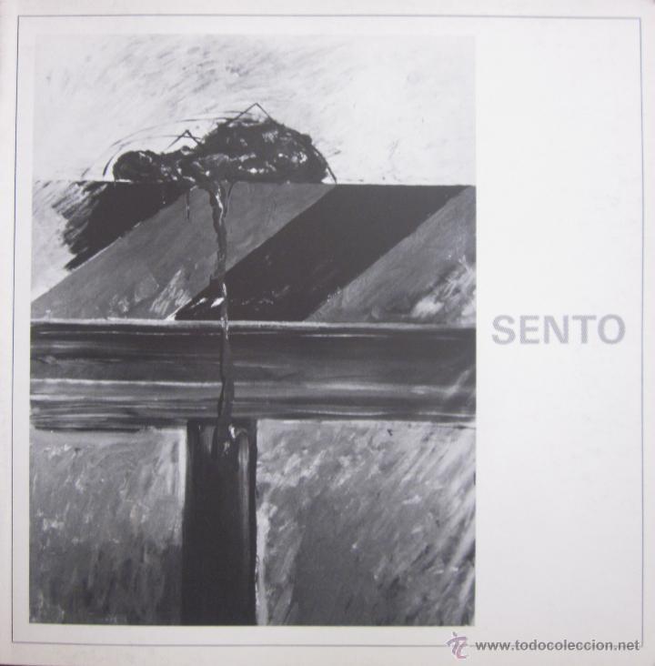 INTERESANTE CATÁLOGO SENTO MASIÀ. CENTRE CULTURAL D´ALCOI. AÑO 1984 (Arte - Catálogos)