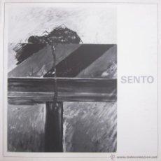 Arte: INTERESANTE CATÁLOGO SENTO MASIÀ. CENTRE CULTURAL D´ALCOI. AÑO 1984. Lote 46437981