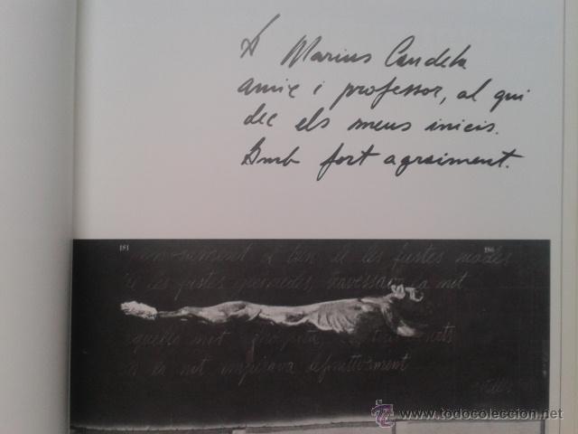 Arte: interesante catálogo SENTO MASIÀ. CENTRE CULTURAL D´ALCOI. año 1984 - Foto 3 - 46437981