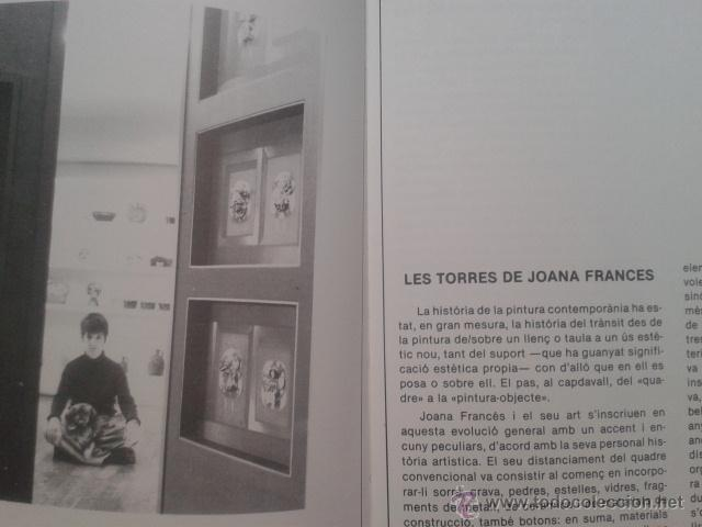 Arte: JOANA FRANCÉS. CENTRE CULTURAL D´ALCOI. - Foto 2 - 46443401