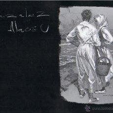Arte: CATÁLOGO DE GONZÁLEZ ALACREU . Lote 46530435