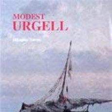 Arte: MODEST URGELL - AUSA - 9788488810502. Lote 194575191