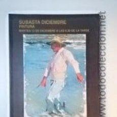 Arte: SUBASTAS SEGRE, DICIEMBRE 2005.. Lote 47395456