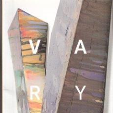 Arte: ELISABETH VARY. CAJASTUR. PALACIO REVILLAGIGEDO. GIJÓN. 2001.. Lote 47913914