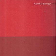 Arte: CARLOS CASARIEGO. FOTÓGRAFO. CAJASTUR, OVIEDO, 2001. RÚSTICA. 1ª ED. 24'5 X 24'5. 126 PÁGS.. Lote 47914337