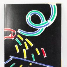 Arte: ROBERT LLIMÓS, GALERIA MAEGHT, DESEMBRE 1987. 24X32CM.. Lote 48335360