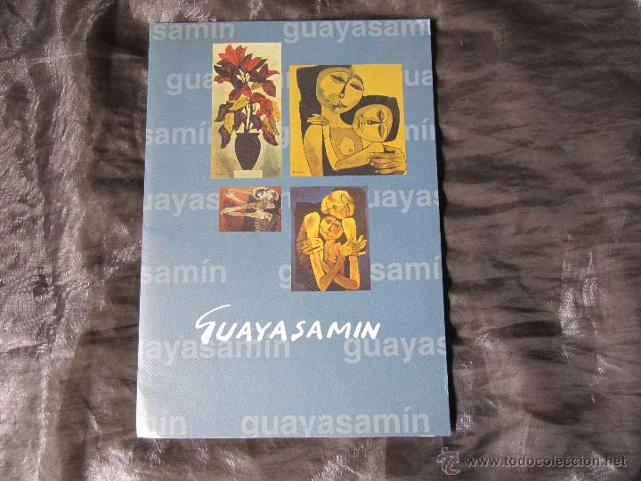 Arte: EXPOSICION DE PINTURA GUAYASAMIN SAN ELOY 1995-8 LAMINAS - Foto 2 - 48397446