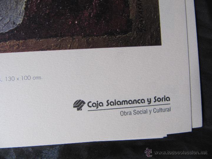 Arte: EXPOSICION DE PINTURA GUAYASAMIN SAN ELOY 1995-8 LAMINAS - Foto 5 - 48397446