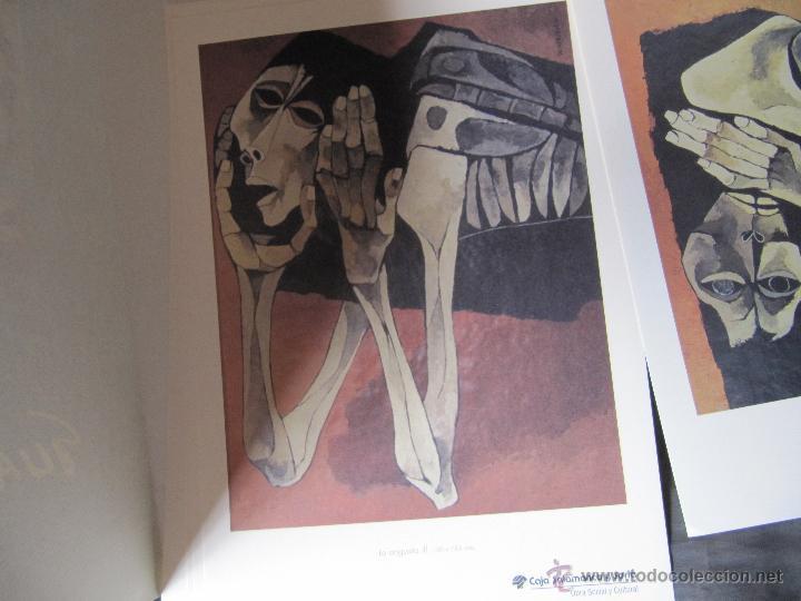 Arte: EXPOSICION DE PINTURA GUAYASAMIN SAN ELOY 1995-8 LAMINAS - Foto 8 - 48397446