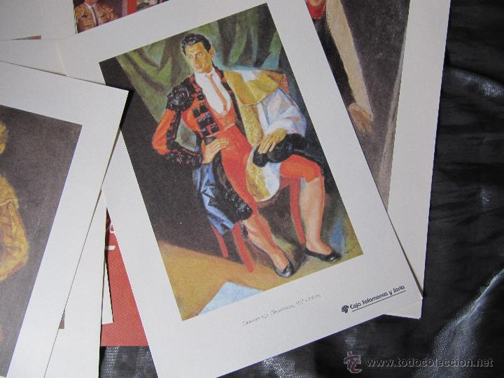 Arte: EXPOSICION DE PINTURA DANIEL VAZQUEZ DIAZ SALAMANCA SAN ELOY 1994/1995 8 LAMINAS - Foto 8 - 48859497