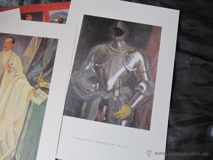 Arte: EXPOSICION DE PINTURA DANIEL VAZQUEZ DIAZ SALAMANCA SAN ELOY 1994/1995 8 LAMINAS - Foto 10 - 48859497