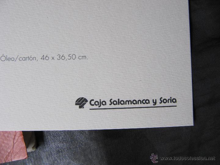 Arte: EXPOSICION DE PINTURA DANIEL VAZQUEZ DIAZ SALAMANCA SAN ELOY 1994/1995 8 LAMINAS - Foto 11 - 48859497