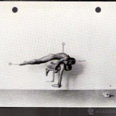Arte: ULRICH TILLMANN. NOVIEMBRE 1984. GALERÍA SPECTRUM. ZARAGOZA.TARJETA INAUGURACIÓN.. Lote 48563226