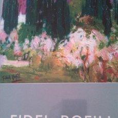 Arte: CATOLOGO EXPOSICION FIDEL BOFILL. Lote 48838322