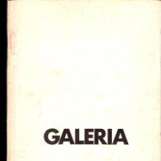 Arte: GALERÍA JUANA MORDÓ. TEXTO:EL MENSAJE DE LA PINTURA ABSTRACTA DE PEDRO LAIN ENTRALGO.COLECTIVA. 1970. Lote 48978608