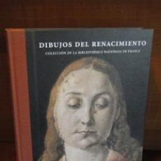 Arte: DIBUJOS DEL RENACIMIENTO.-COLECCIÓN BIBLIOTECA NACIONAL DE FRANCIA.. Lote 49339944