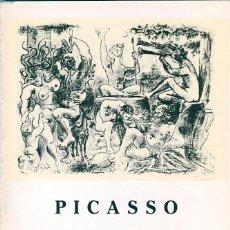 Arte - PICASSO. 60 ORIGINALES. SALA GASPAR BARCELONA 1986 - 49614212