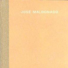 Arte: JOSÉ MALDONADO SALA LA GALERA COMUNITAT VALENCIANA. Lote 49748230