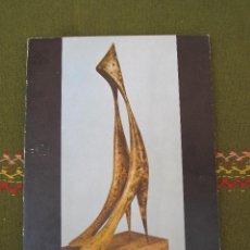 Arte: HOMENAJE A ALBERTO ( SANCHEZ ) - GALERIA TOLMO - TOLEDO 1974.. Lote 49909782