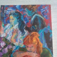 Arte: CATÁLOGO DURAN ARTE SUBASTA 447 MARZO 2009. Lote 50060922