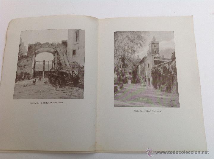 Arte: Saló Parés. Carrer de Petritxol. Exposició PLANAS DORIA. Barcelona 1926 - Foto 2 - 50119202