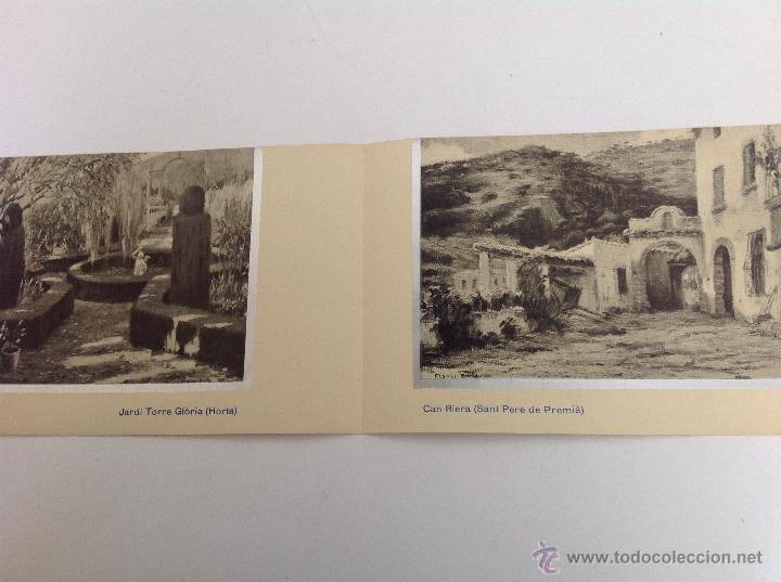 Arte: SALA PARÉS. Carrer Petritxol. Exposició PLANAS DORIA. Barcelona 1932 - Foto 2 - 50121370