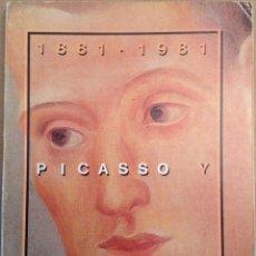 Arte: PICASSO Y BARCELONA 1881 -1981. Lote 50191707
