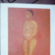 Arte: PICASSO HOMENAJE EXPOSICION CENTENARIO . HOMENATGE CENTENARI PALACIO CENTELLES 1981. Lote 50252429