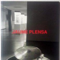 Arte: JAUME PLENSA. Lote 50749069