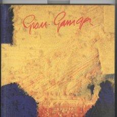 Arte: GRAU GARRIGA CATÁLOGO EXPO. SANT CUGAT 1985-1995. 120 PAG. A COLOR. NOU. Lote 175562484