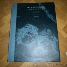 Arte: FRANCISCO DE GOYA GRABADOR- INSTANTÁNEAS: CAPRICHOS. EDICIONES TURNER (1992). Lote 51129570