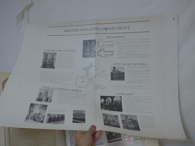 Arte: gigante libro de laminas de monasterio de pedralbes de catalunya, arte y historia. bibliofilo - Foto 7 - 51486465