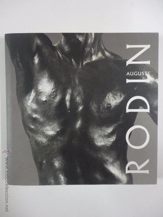 AUGUSTE RODIN. FUNDACIÓN LA CAIXA 2002 (Arte - Catálogos)
