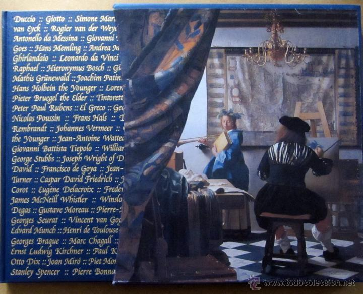 THE FOLIO SOCIETY BOOK OF THE 100 GREATEST PAINTINGS (INGLÉS) (Arte - Catálogos)