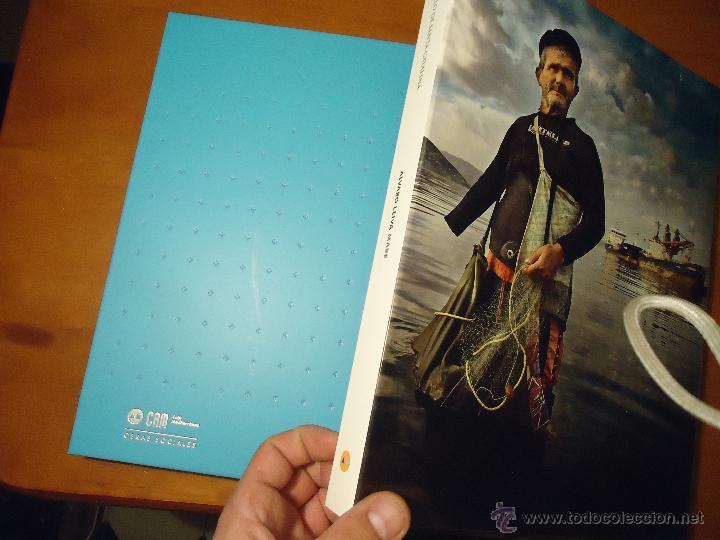 CATALOGO FOTOGRAFICO LA MIRADA DEL MEDITERRÁNEO DE ÁLVARO LEIVA EL FOTÓGRAFO EXPONE EN CÁDIZ (Arte - Catálogos)