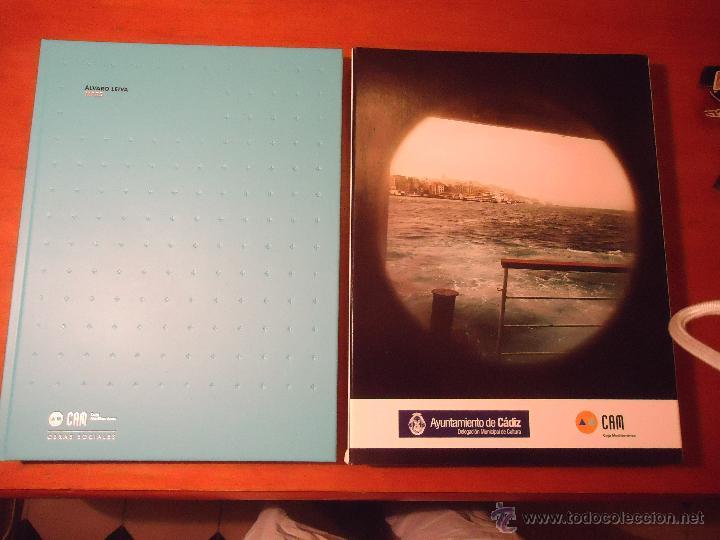Arte: catalogo fotografico La mirada del Mediterráneo de Álvaro Leiva El fotógrafo expone en Cádiz - Foto 26 - 52317113