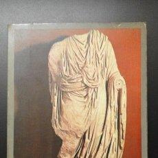 Arte: 1 CATÁLOGO DEL ** MUSEO DE CUENCA ** MANUEL OSUNA RUIZ - 1976 - FOTOS B/N.. Lote 52396428