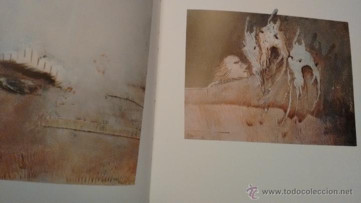 Arte: PINTURA ARRAN DE TERRA D´ALBERT AGULLÓ. CASA CULTURA D´ALCOI - Foto 3 - 52458357