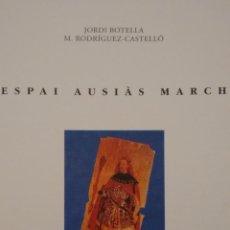 Arte: ESPAI AUSIÀS MARCH. CENTRE CULTURAL D´ALCOI. Lote 52467556