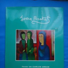 Arte: JOAN BROTAT (BARCELONA 1920-1990).- 40 PP. Lote 52541136