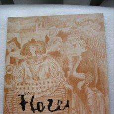 Arte: PEDRO FLORES (MURCIA 1897- PARIS 1967), ESCUELA ESPAÑOLA DE PARIS. Lote 52542173