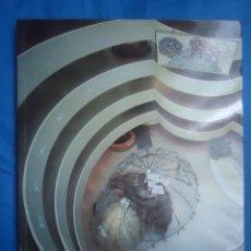 Arte: MUSEO GUGGENHEIM: LAS ULTIMAS VANGUARDIAS 1940-1991 - 136 PÁGINAS. Lote 52675748